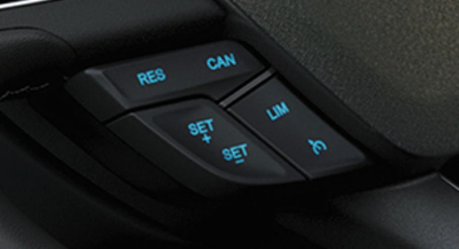Kiểm soát hành trình với chế độ điều chỉnh giới hạn tốc độ