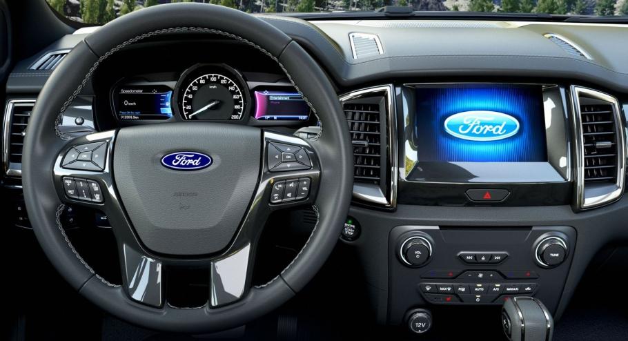 Trợ lực lái Điện tử (EPAS) với Công nghệ Tự động Bù lệch hướng (Pull-Drift Compensation)