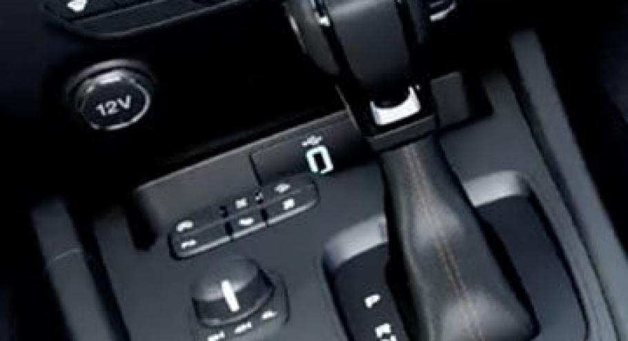 Gài cầu điện tử  Shift-On-The-Fly 4x4