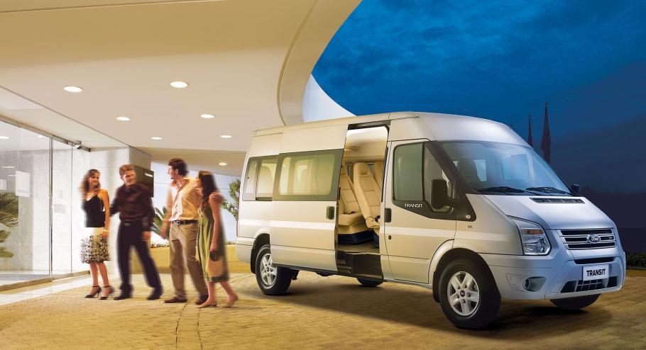 Giải pháp vận chuyển hành khách hàng đầu